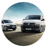 3 års fri leasing av Volkswagen Caddy eller Transporter fra Harald A. Møller AS